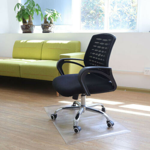 24//35//47/'/' PVC Protector Clear Chair Mat Home Office Rolling Chair Floor Carpet.