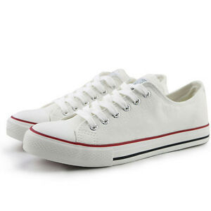 bc7018c32 Brand WARRIOR Womens Mens Retro Casual Shoes Fashion Canvas Sneakers ...