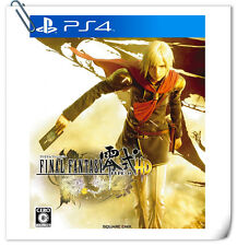 PS4 Final Fantasy Type-0 HD ENG / 太空戰士 最终幻想 零式 中文 / JAP SONY RPG Square Enix