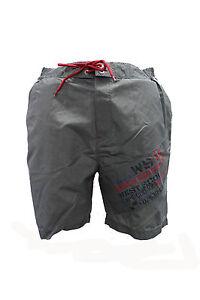 Board-shorts-uomo-West-Scout-costume-da-bagno-grigio