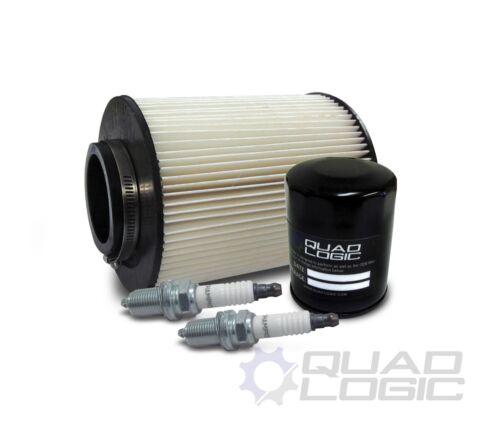 2008-14 Spark Plugs Engine Tune Up Kit Air Filter Polaris RZR 800 Oil Filter