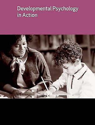 1 of 1 - Developmental Psychology in Action (Child Development), Littleton, Karen, Sheehy