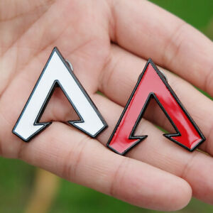 Details about Apex legends Metal Enamel Pin Badges Pins Backpack Brooches  4CM