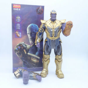 AVENGERS-THANOS-CRAZY-TOYS-1-6TH-SCALE-COLLECTIBLE-PVC-FIGURE-STATUE-NEW-IN-BOX
