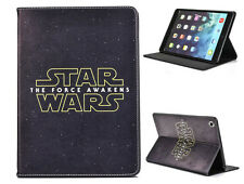 Star Wars Force Awakens Jedi Knight Stand Case Cover For Apple iPad Mini 1 2 3
