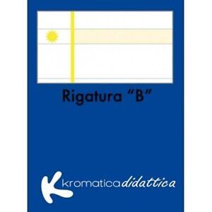10-QUADERNI-MAXI-COLORATI-PER-DISGRAFIA-DISLESSIA-RIGATURA-B-3-elementare