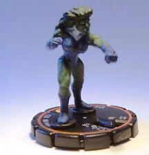 Heroclix clobberin time #084 She-Hulk-rojo