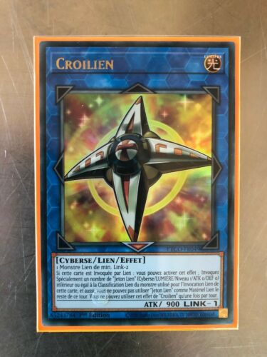 Croilien ETCO-FR049en Ultra rare Yu-Gi-Oh !