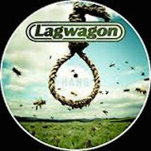 Lagwagon Hang & Fat Wreck Chord Red and Black Slipmat Lot NOFX Free Shipping