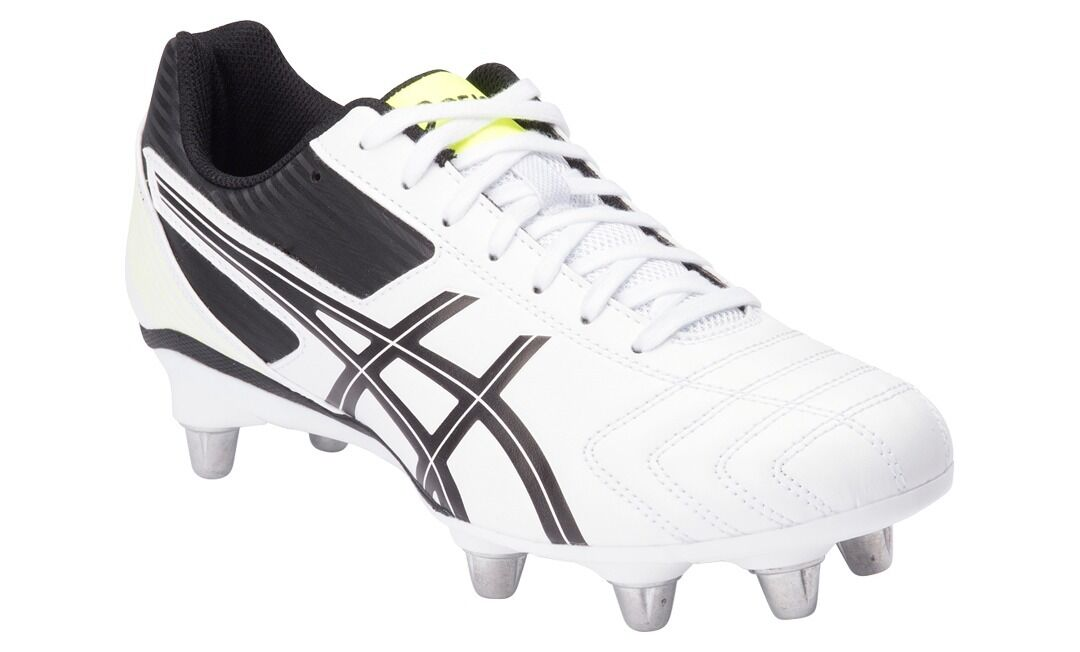 Asics Lethal Tackle Screw-In Rugby Football Stiefel (0190)   Save