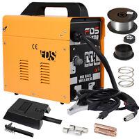 Goplus Mig 130 Welder Flux Core Wire Automatic Feed Welding Machine W/ Free Mask on sale