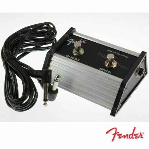 Neu Original Fender Fußschalter Für FM65DSP Super Champ Xd Meister 40 100 Gifts