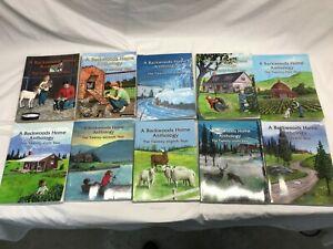 Backwoods Home Magazine Anthology LOT 10 Books Years 21-30 Homesteading Prepping