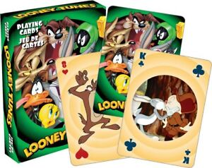 Looney-Tunes-set-of-52-playing-cards-jokers-nm
