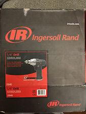 "NEW Ingersoll Rand D040 DO40 Mini 1/4"" Cordless Drill Only 65mm IRTD040 Tools"