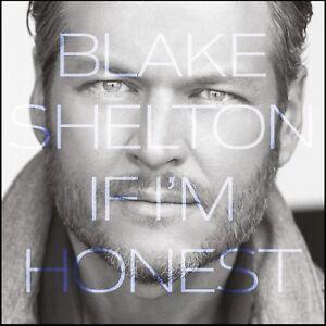BLAKE-SHELTON-IF-I-039-M-HONEST-CD-COUNTRY-NEW