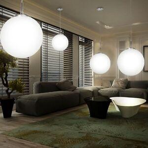 Das Bild Wird Geladen LED 7W Glas Kugel Decken Pendel Leuchte Haenge