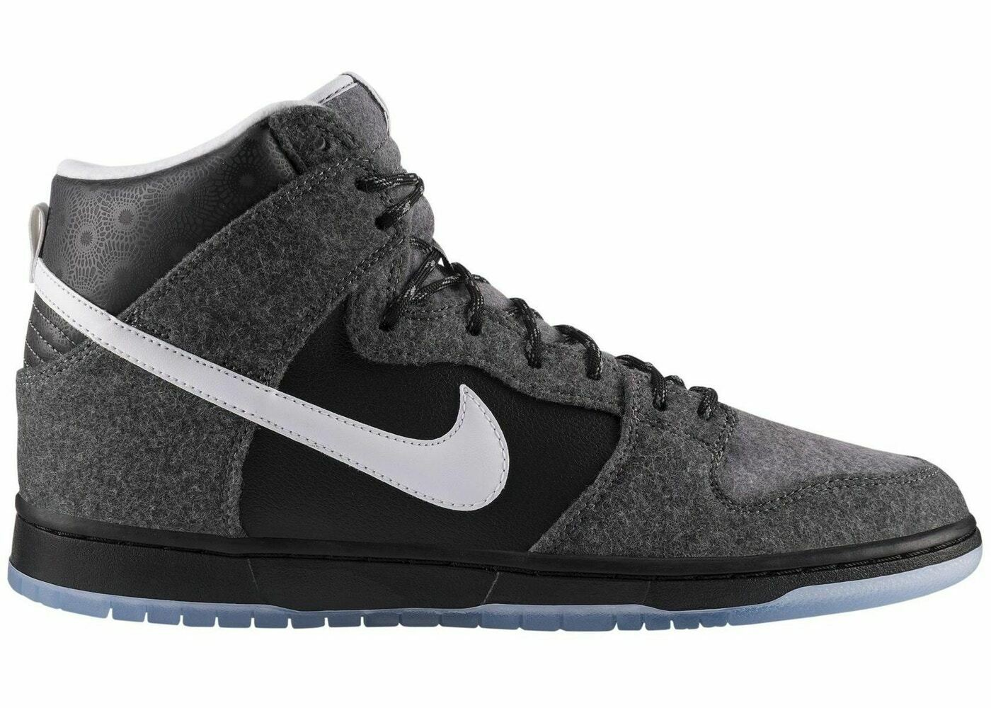 2014 Nike Dunk High SB Premier PETOSKEY Size 13 645986-010 jordan lance mountain