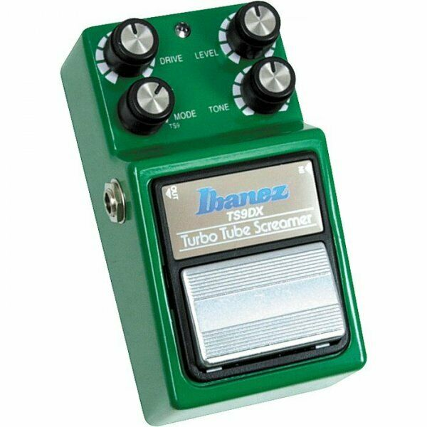 Ibanez TS9DX Turbo Tubescreamer Overdrive Distortion Pedal