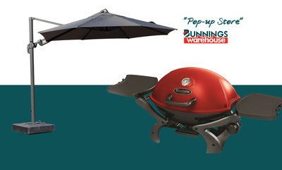 Get Entertaining with Bunnings