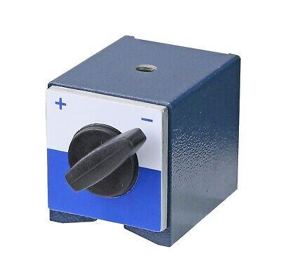 AnpassungsfäHig Ersatz- Magnetfuß Für Magnetstative - Magnetkraft 80 Kg - Mit Gewinde M8