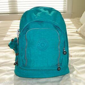 666d32783 NWT Kipling TRENT Backpack PARADISE GREEN BP3941 882256245653 | eBay