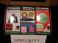 Cybergun Ultrasonic 15000 Rounds Airsoft Bbs Variety Pack, 72075,