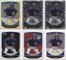 Lot of (101) Fu-Lin Kuo 2013 Bowman Chrome RC Cards w/ Parallels - NY Yankees 3B