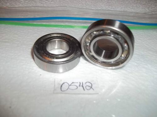 NSK 6002Z Bearing 2445