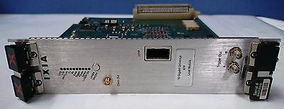Expressive Ixia Lm10gupf-xfp 10 Gigabit 10g Ethernet Oc192 Load Module W/ 2 Options Good Taste Test, Measurement & Inspection