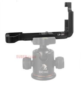 QR-Quick-Release-Vertical-L-Plate-Bracket-For-Olympus-E-M1-EM1-Arca-AR-RSS-Fit