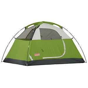 Image is loading Coleman-Sundome-2-Person-Tent-7-039-x-  sc 1 st  eBay & Coleman Sundome 2 Person Tent 7u0027 x 5u0027 Tent | eBay