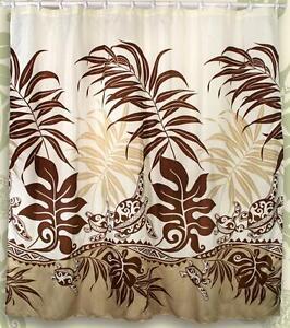 Image Is Loading Honu Sea Turtle Hawaiian Quilt Print Bathroom Fabric