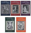 The Faerie Queene: Complete in Five Volumes: Book One; Book Two; Books Three and Four; Book Five; Book Six and the Mutabilitie Cantos by Edmund Spenser (Paperback, 2008)