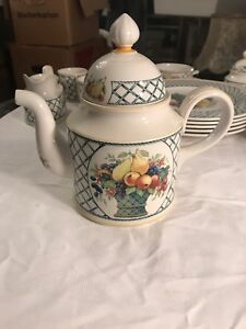Villeroy Boch Basket Teekanne