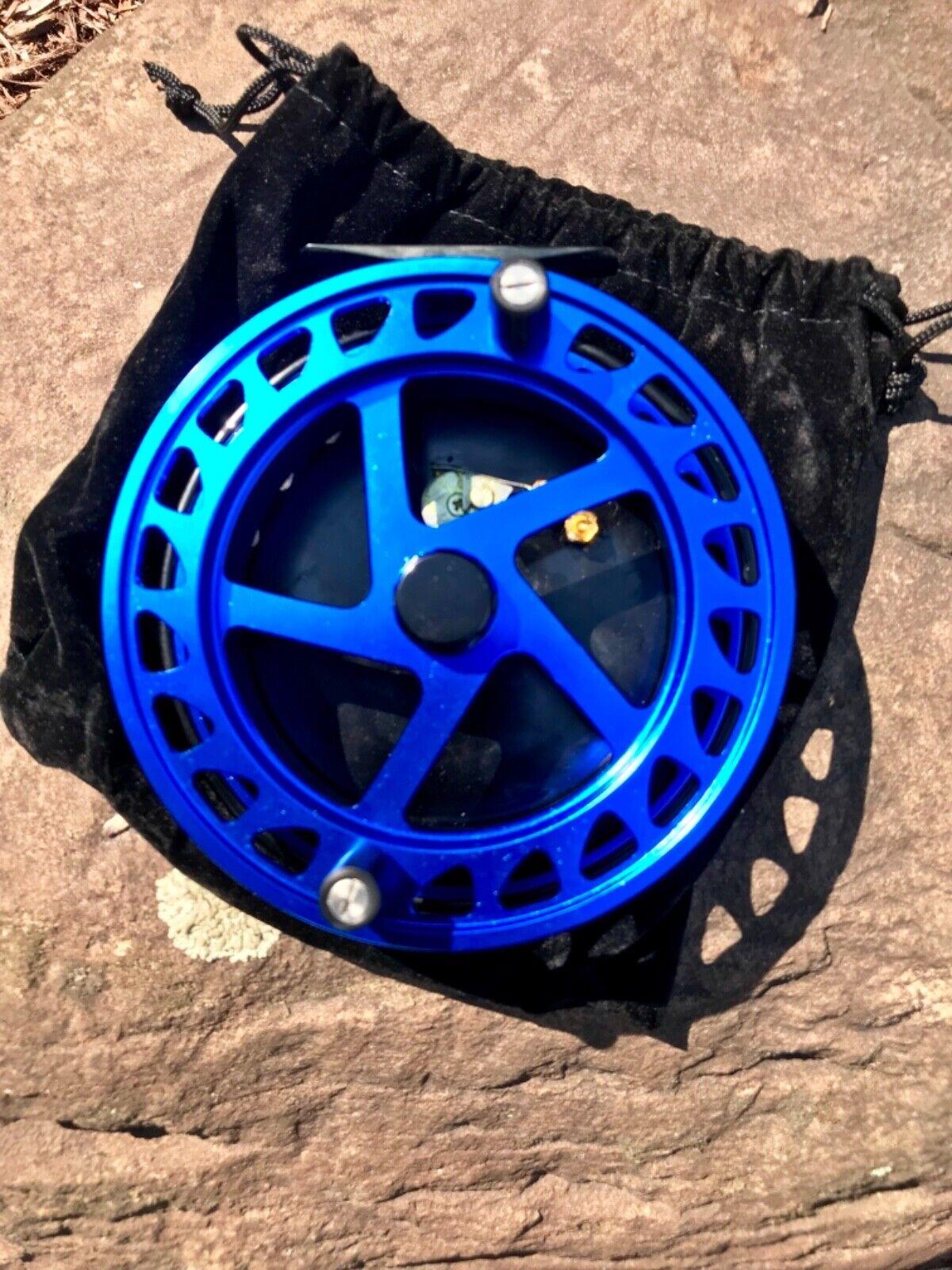 Raven Helix XL Centerpin flotar Cocherete, 5 , Azul Negro