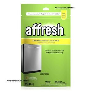 Affresh-1-6-24-OR-36-Pack-1-Dishwasher-Cleaner-Dish-NEW-FREE-FAST-SHIPPING