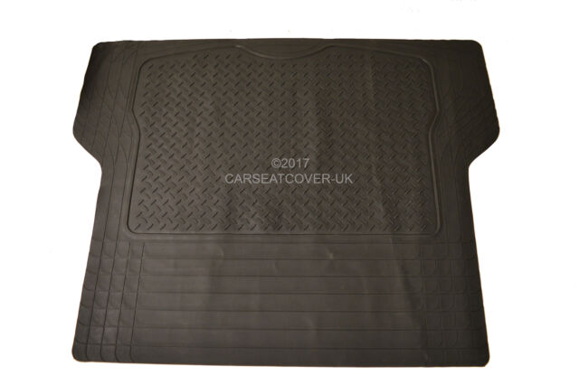 Vauxhall Zafira Tourer 12 on RUBBER CAR BOOT MAT LINER COVER PROTECTOR