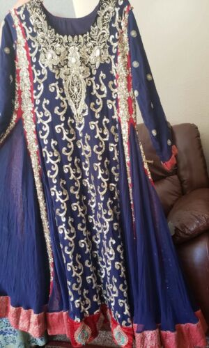 bollywood party dress indian designer