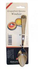 WINDSOR da Grunwerg confezione da 4 Pompelmo cucchiai in acciaio INOX