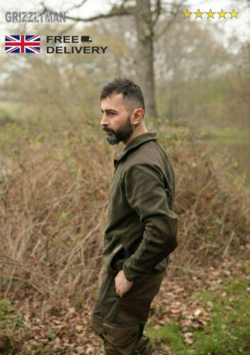 Countryman Fleece Jacket Shooting Body Warmer  Hunting Clothing New