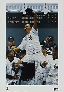 David-Wells-NY-Yankees-MLB-Perfect-Game-Autographed-19x27-Lithograph-poster