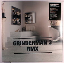 GRINDERMAN: Grinderman 2 Rmx LP Sealed (2 LPs, w/ cd of the album, features rem