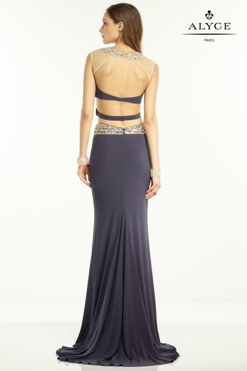 75% off Long Prom Dress ALYCE PARIS PROM 1088 Col… - image 2