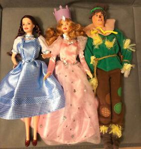 1999 Mattel Barbie as Glinda The Good Witch Talking Doll