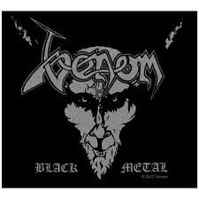 Venom Black Metal Album Cover Art English Heavy Thrash Music Band Decal Sticker