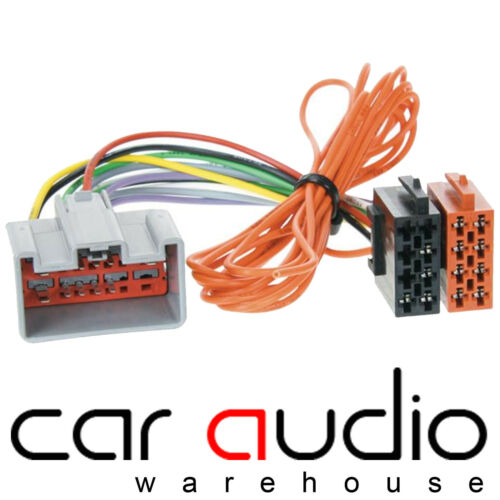Ford Fiesta MK7 2008-2010 Car Stereo Radio ISO Harness Adaptor Wiring PC2-106-4