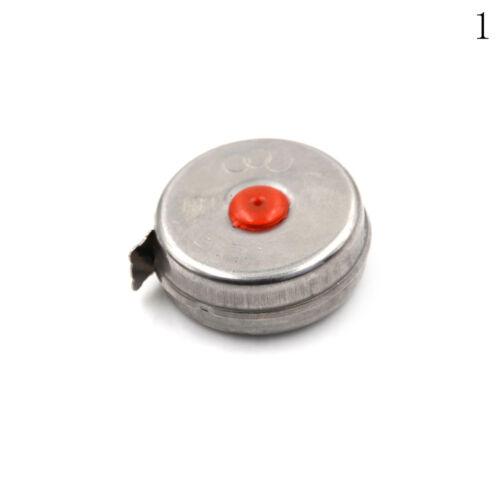 1//2//3//5m Mini Office Stainless Steel Woodworking Retractable Tape Measure LDUK