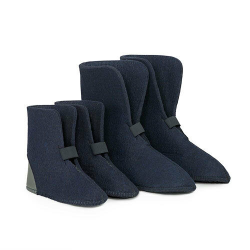 85/% Pressed Wool Boot liners 824BB//826BB