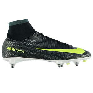 new styles f0554 e7361 Details about Nike Mercurial Victory CR7 DF SG Football Boots Mens UK 7 US  8 EUR 41 REF 6017>